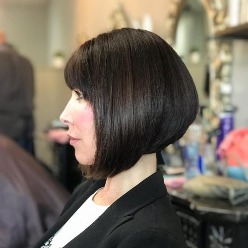Top 17 Wedge Haircut Ideas for Short & Thin Hair in 2019