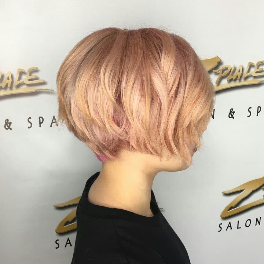 Grunge Chic hairstyle