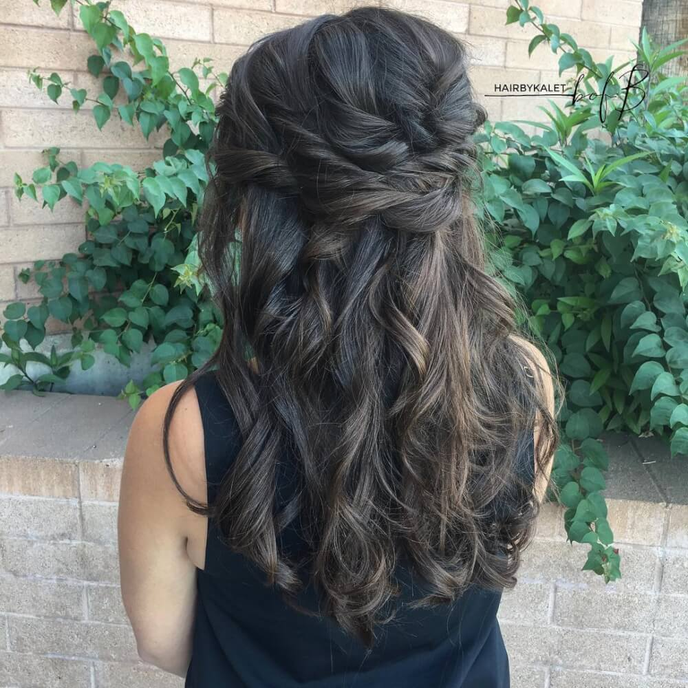 Trendy Twists hairstyle