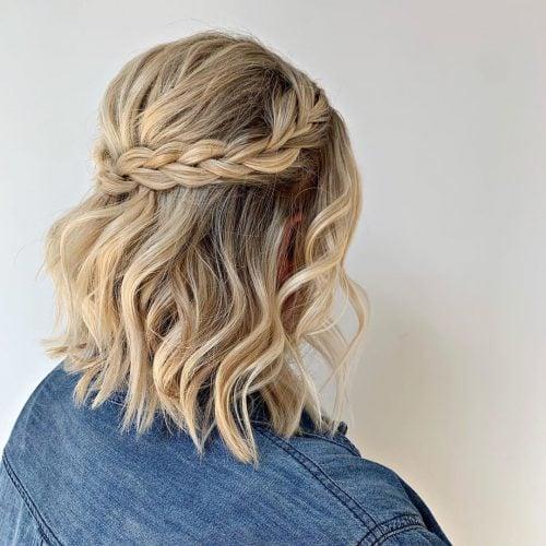 33 Cutest Braids For Short Hair