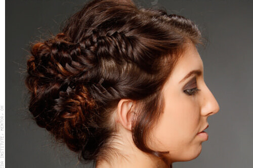 braided hairstyles for prom : 12 Beautifully Braided Hairstyles for Prom