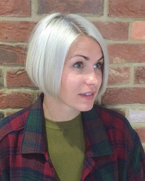 Hidden Texture hairstyle