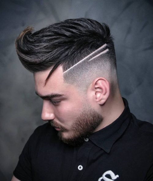 Top 15 High Fade Haircuts For Men In 2021