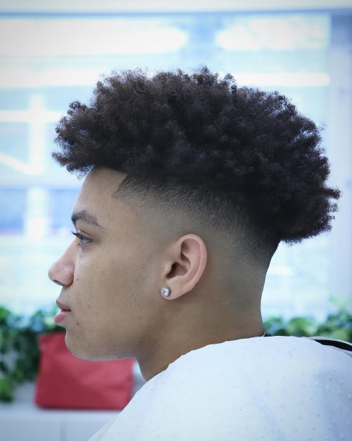 14 Cleanest High Taper Fade Haircuts For Men In 2020