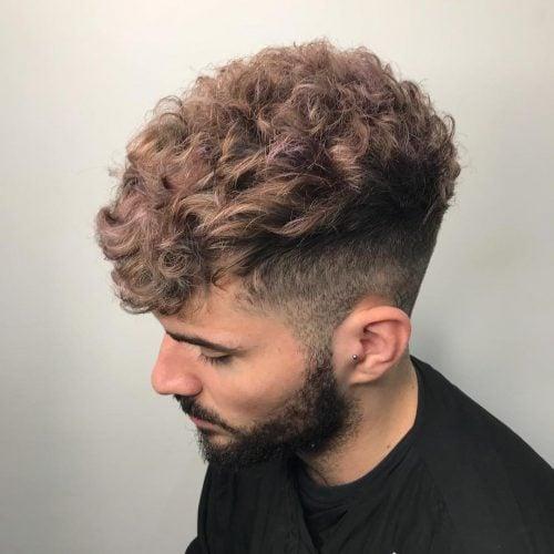 El pelo rizado