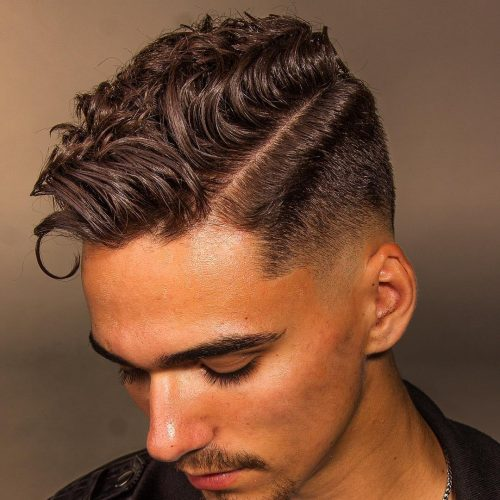 14 Cleanest High Taper Fade Haircuts For Men In 2019