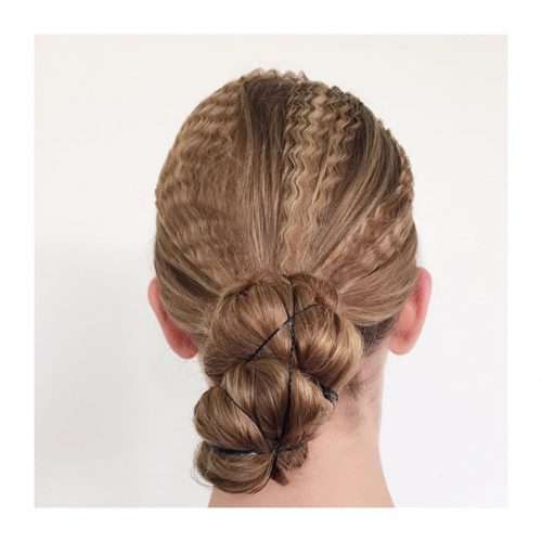 High Fashion Upstyle hairstyle