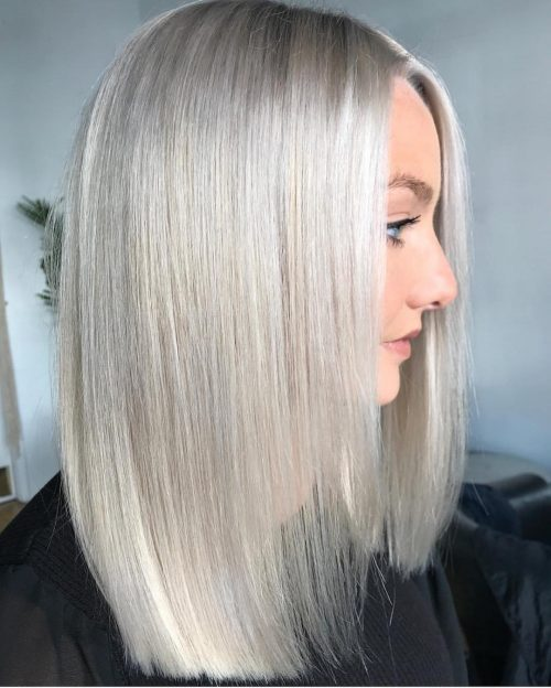 21 Best Blonde Bob Hairstyles Blonde Lobs For 2021