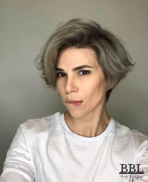 Top 17 Wedge Haircut Ideas For Short Amp Thin Hair In 2019