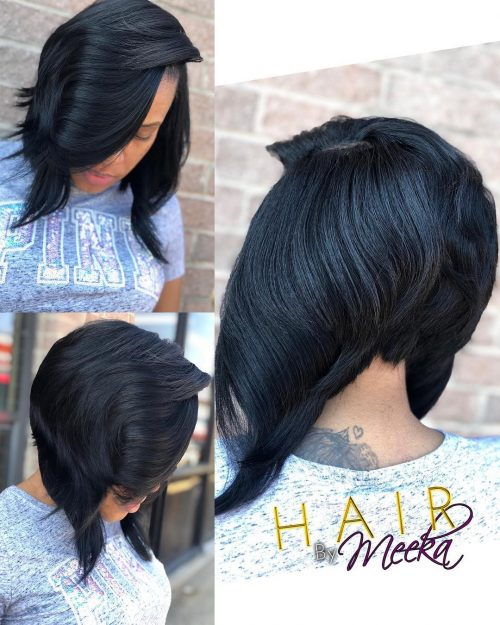 21 Sexiest Bob Haircuts For Black Women In 2021