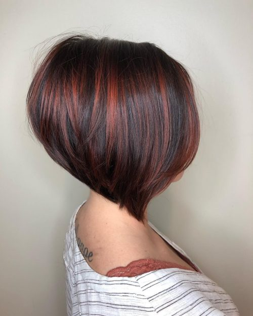21 Best Inverted Bob Haircuts For Women In 2020