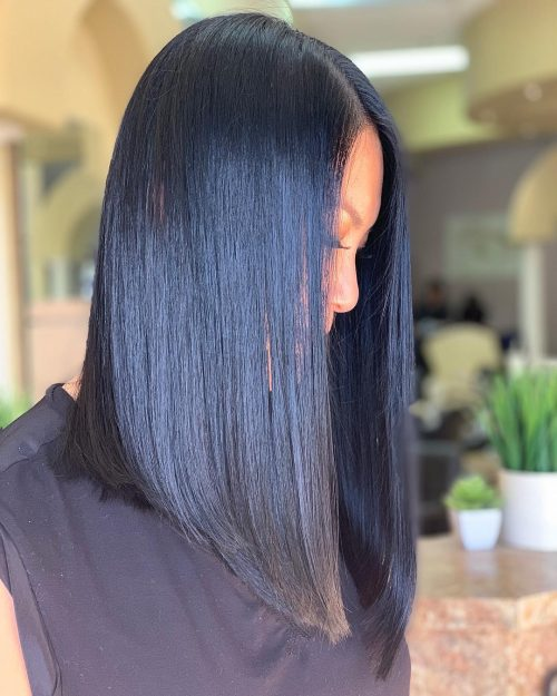 14 Fantastic Jet Black Hair Color Ideas For Every Skin Tone