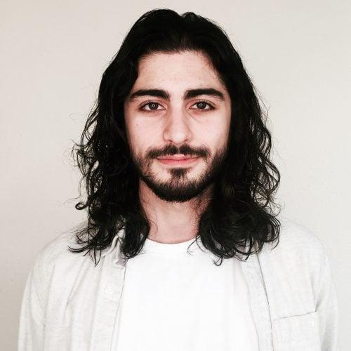 Jon Snow Vibe hairstyle