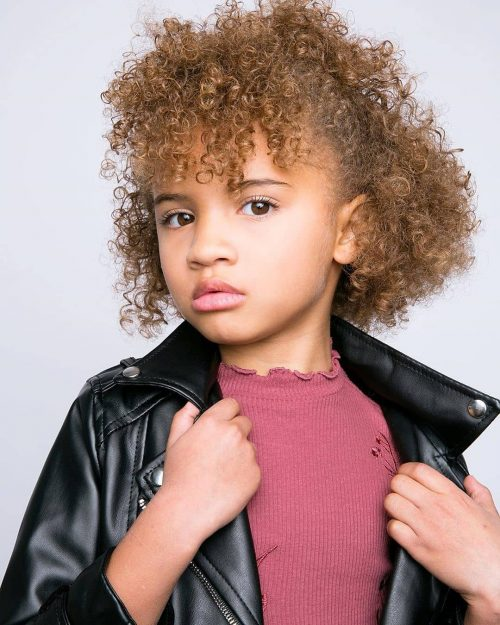 19 Cutest Hairstyles For Curly Hair Girls Little Girls Toddlers Kids