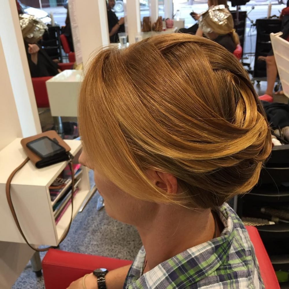Laced Style hairstyle
