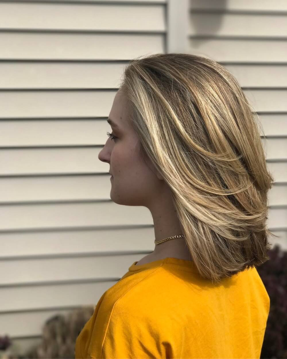 Babylight Blonde hairstyle