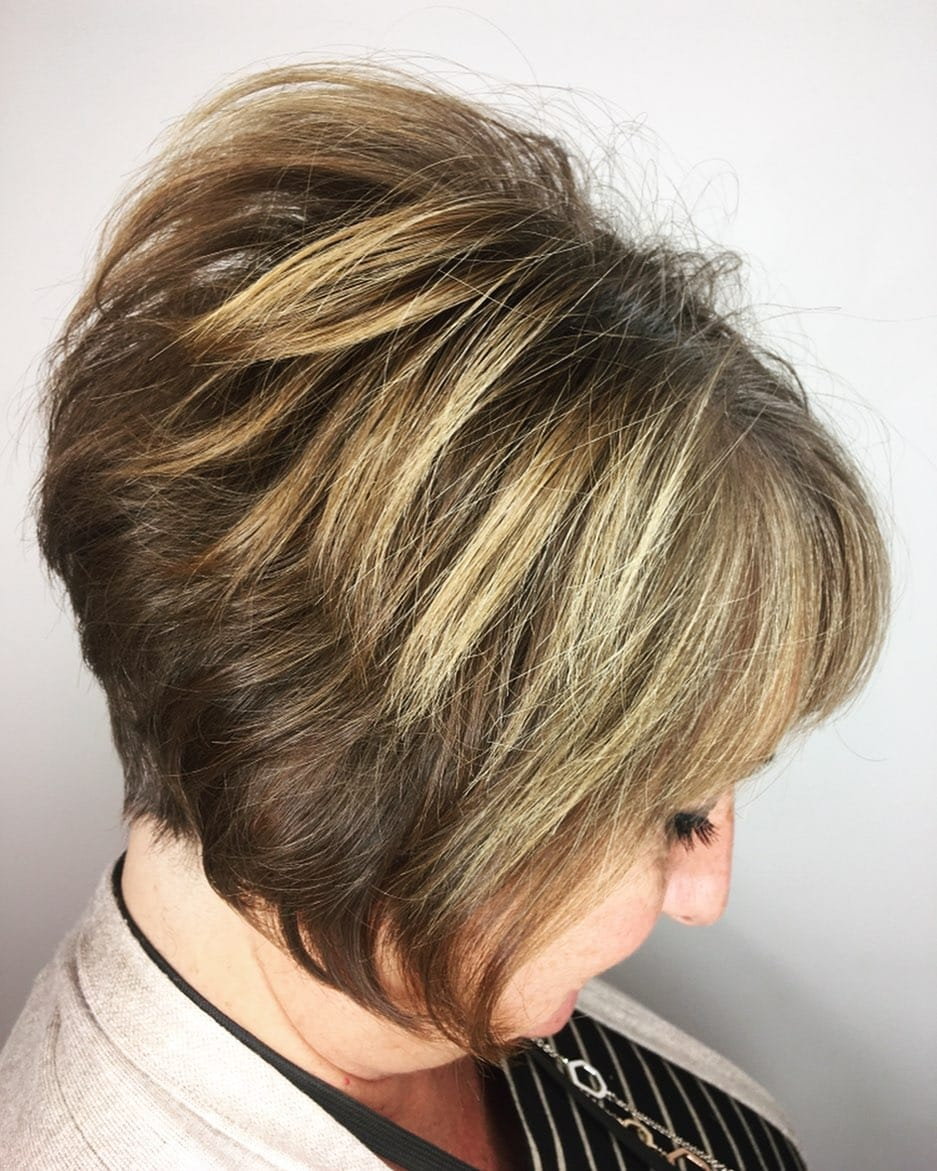 18 Flattering Bob Haircuts for Women Over 18