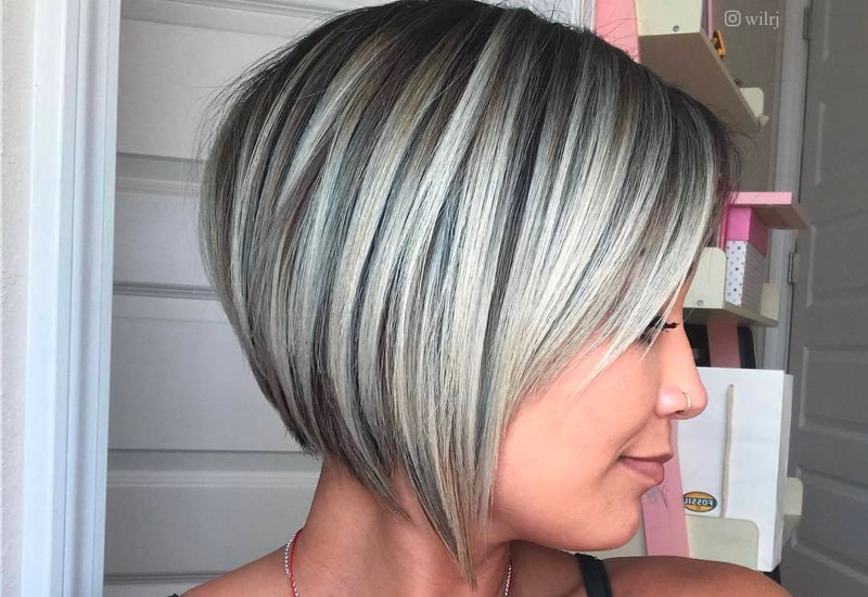 Hair Style Short Bob: 32 Layered Bob Hairstyles So Hot We Want To Try All Of Them