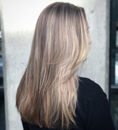 36 Perfect Hairstyles For Long Thin Hair Trending For 2019