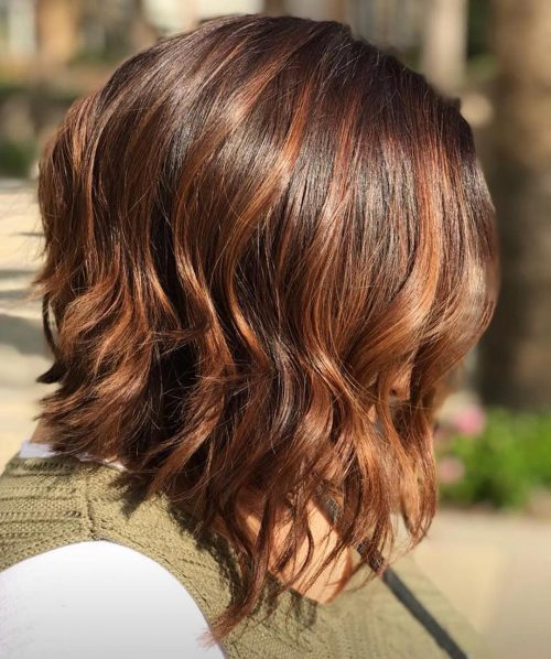 22 Perfect Medium Length Hairstyles for Thin Hair in 2019