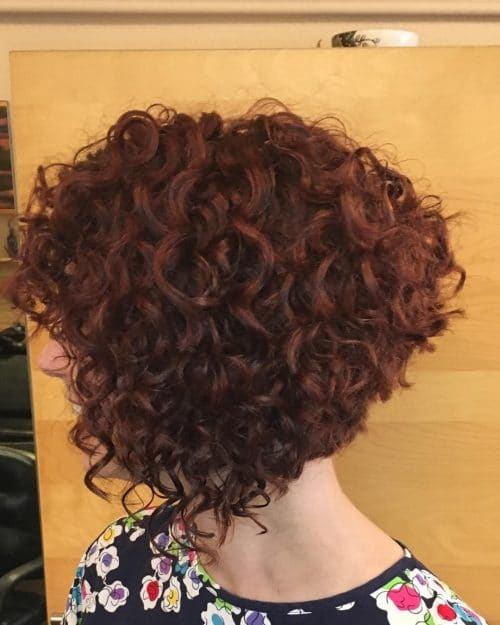 a line haircuts for curly hair 30 curly bob hairstyles that simply rock us248 2933