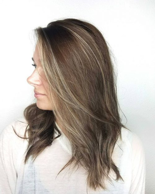 13 Prettiest Light Brown Hair With Highlights For 2018