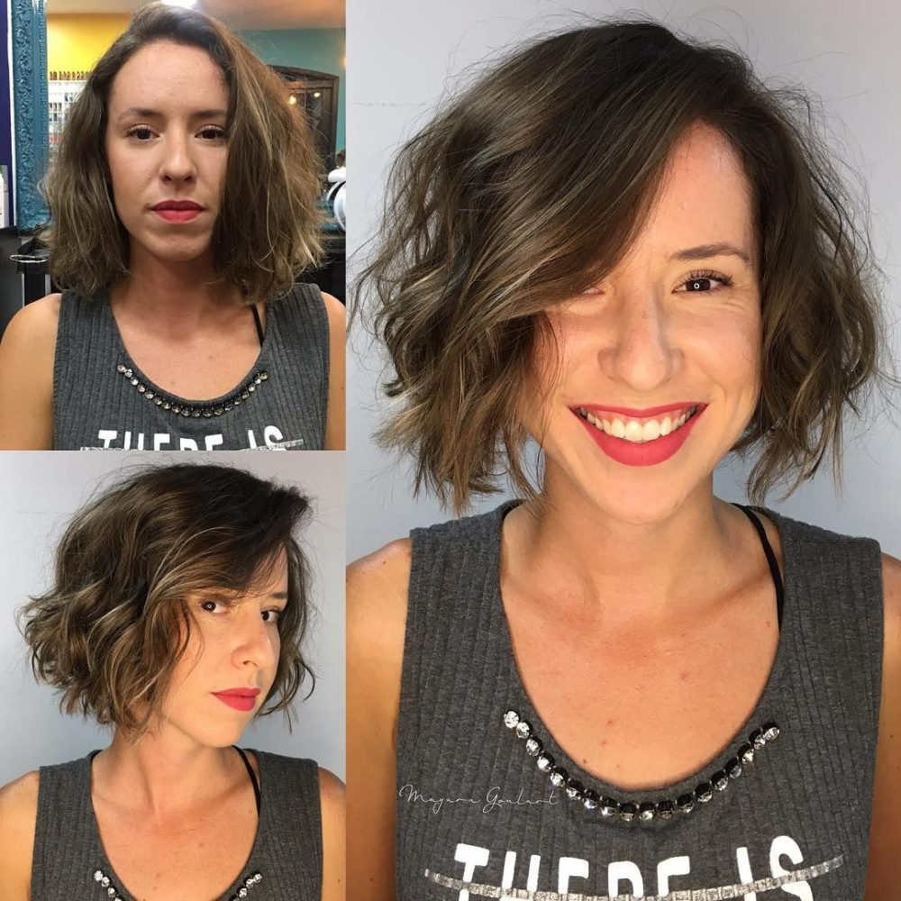 Light Graduation & Soft Layers hairstyle
