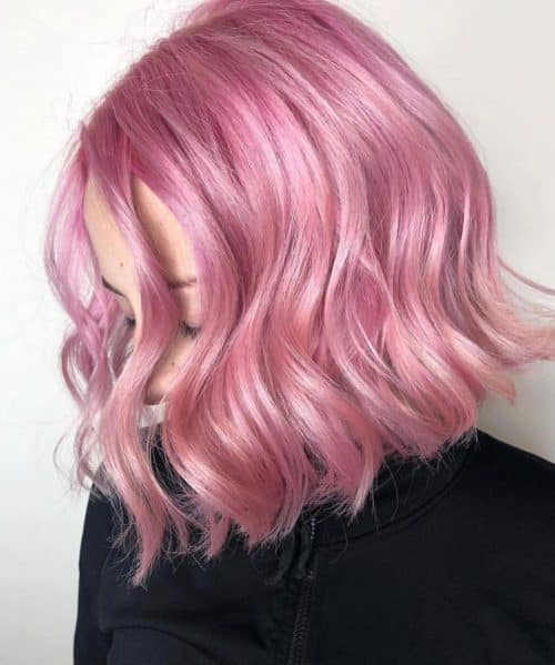 12 Best Light Pink Hair Color Ideas Pictures For 2020