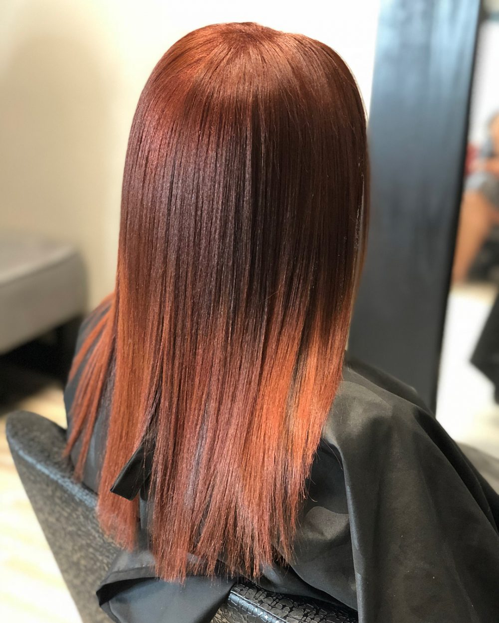 Red Brown Hair Color Ideas