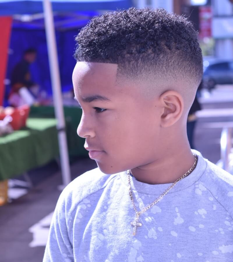 31 Cutest Boys Haircuts For 2018 Fades Pomps Lines More: 26 Of The Freshest Boys Haircuts For 2017