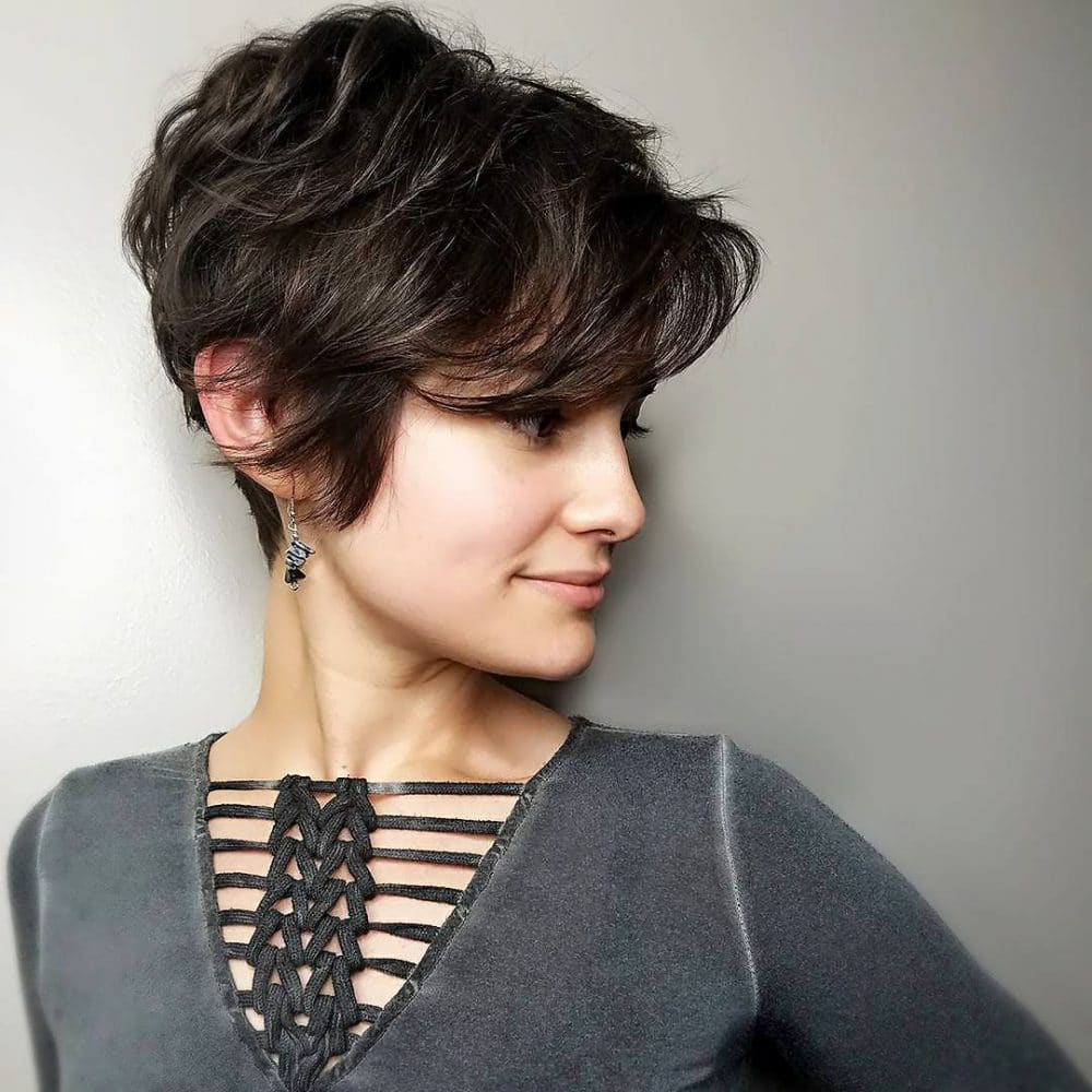 New Hairstyles: 38 Best Short Hairstyles For Women Over 50 In 2018