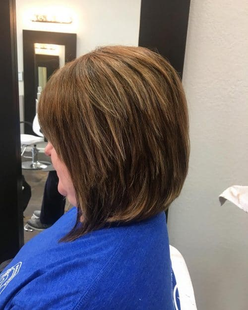 Lob With Layers hairstyle