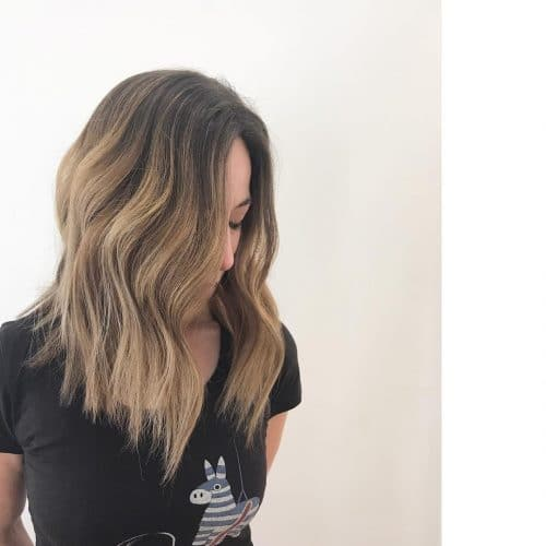 Lob With Soft Layers hairstyle