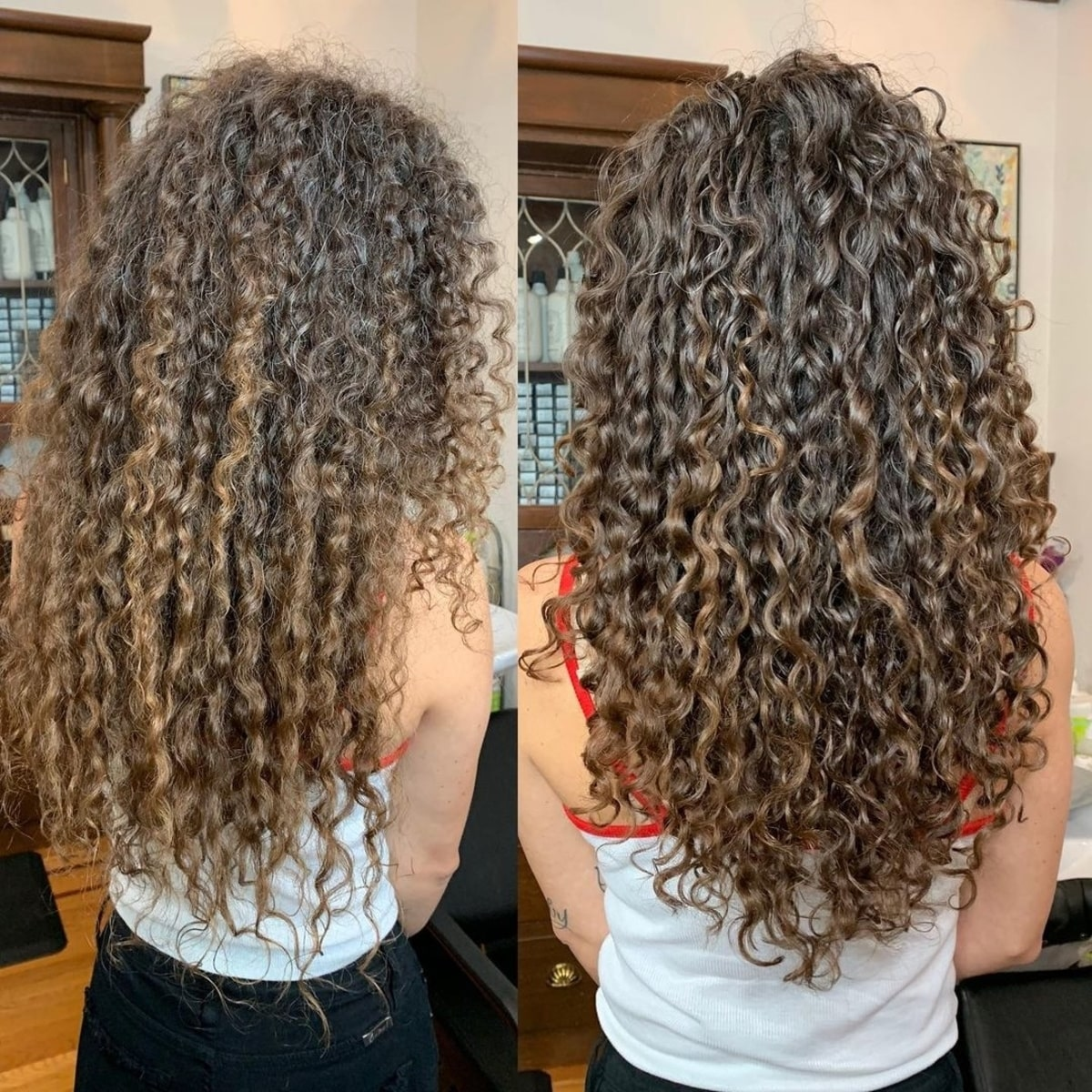 Top 9 Layered Curly Hair Ideas for 9