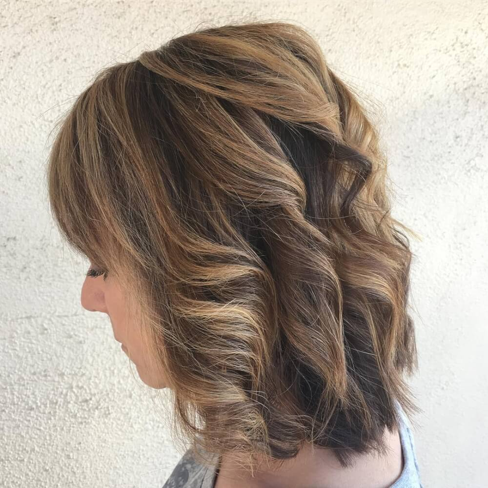 Balayaged Bob hairstyle