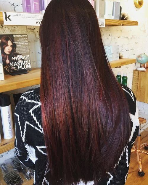 38 Best Burgundy Hair Color Ideas Of 2019 Yummy Wine Colors