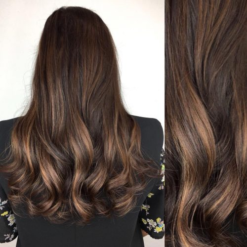 22 Best Honey Brown Hair Color Ideas For Light Or Dark Hair In 2019
