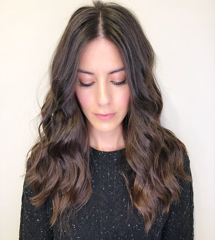 Long Classic Layers hairstyle