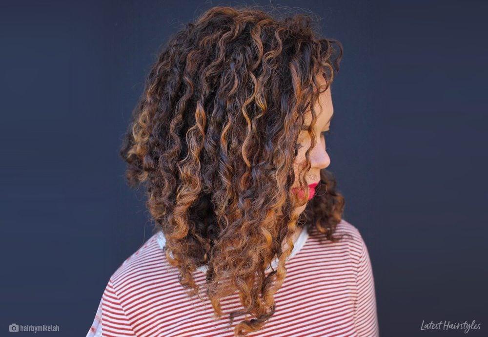 14 Stunning Long Curly Bob Haircuts The Curly Lob