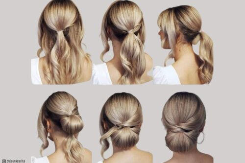 22 Unbelievably Easy Hairstyles for Long Hair