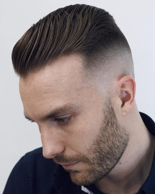 13 Mid Fade Haircuts For Men Trending In 2020