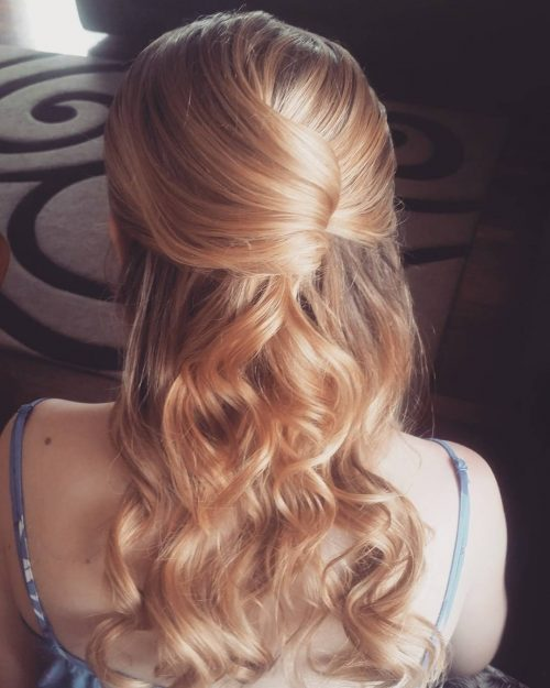 Prom Hairstyles For Long Brown Hair Brown Hairs