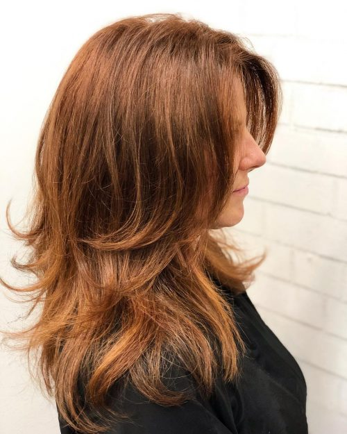 Christmas Hairstyles Over 40 2021 18 Flattering Haircuts For Women Over 40 In 2021