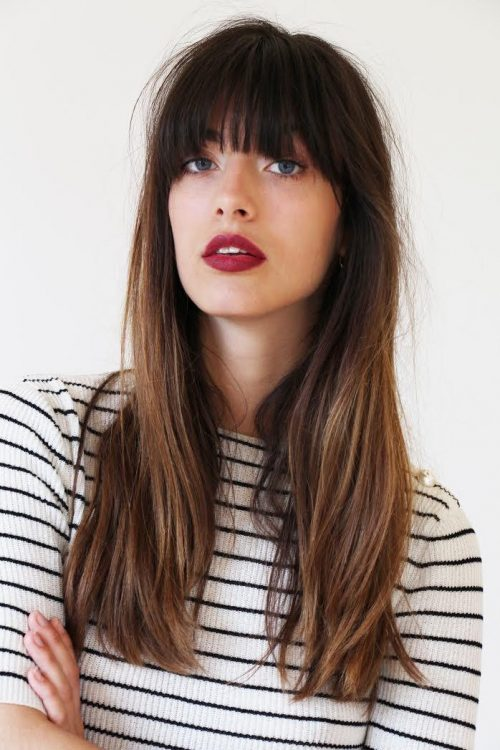 Straight Hair Styles 26 Perfect Hairstyles For Straight Hair 2018's Most Popular