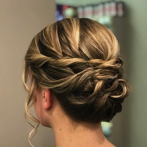 Hairstyles Up For Prom: 32 Super Hot Prom Updos For Long Hair