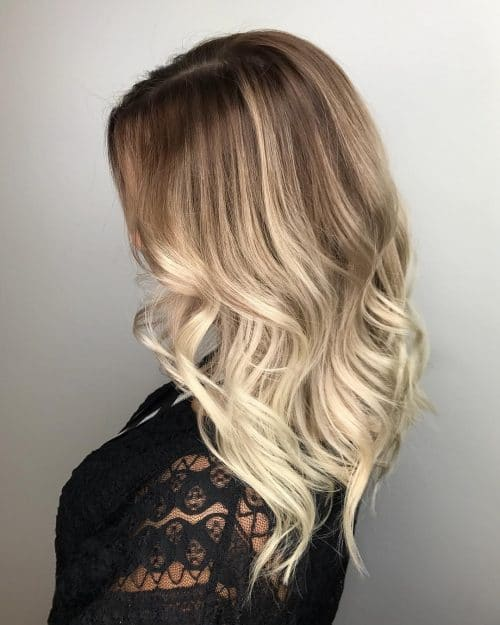 43 Cutest Long Layered Haircuts Trending In 2019