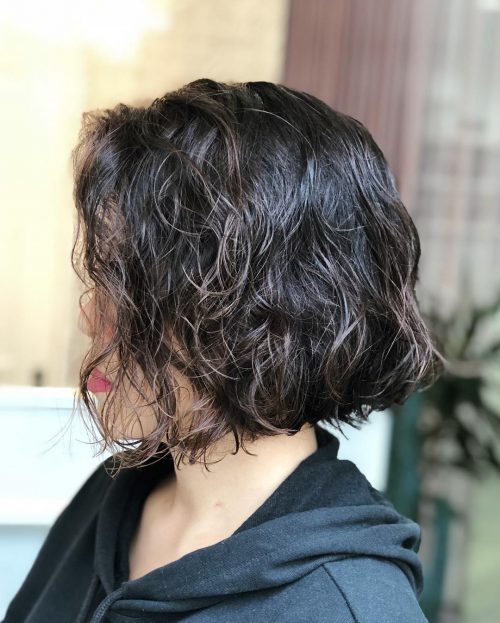 22 Perms For Short Hair That Are Super Cute