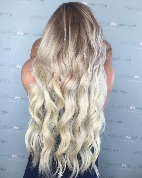 Top 15 Blonde Ombre Hair Color Ideas For 2018