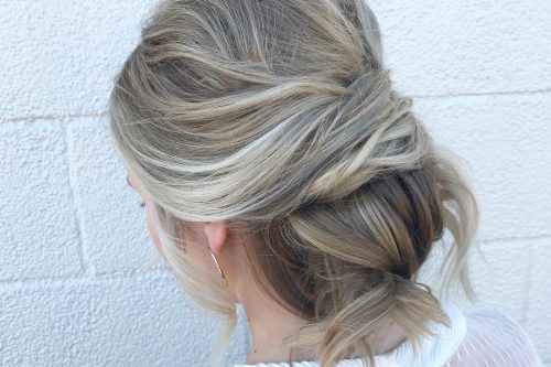 Formal Hairstyles See What S Trendy