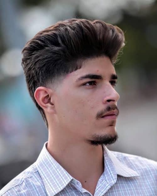 Se desvanecen a baja temperatura en cabellos de longitud media.